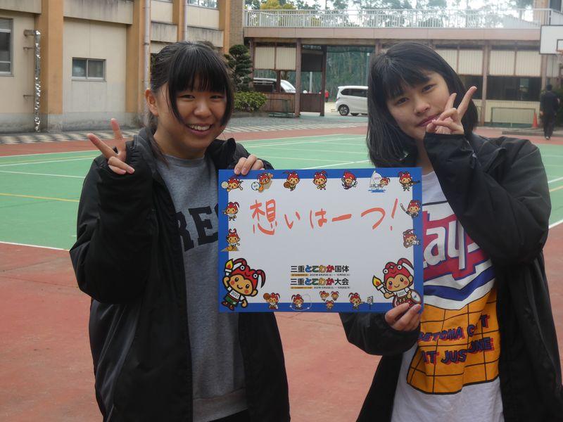 KURUMI and RAIRA さん